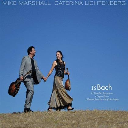 Mike Marshall & Caterina - Js Bach
