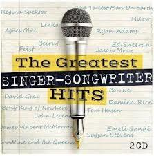 Greatest Singer-Songwriter Hits - Various - Universal Belgium (2 CDs)