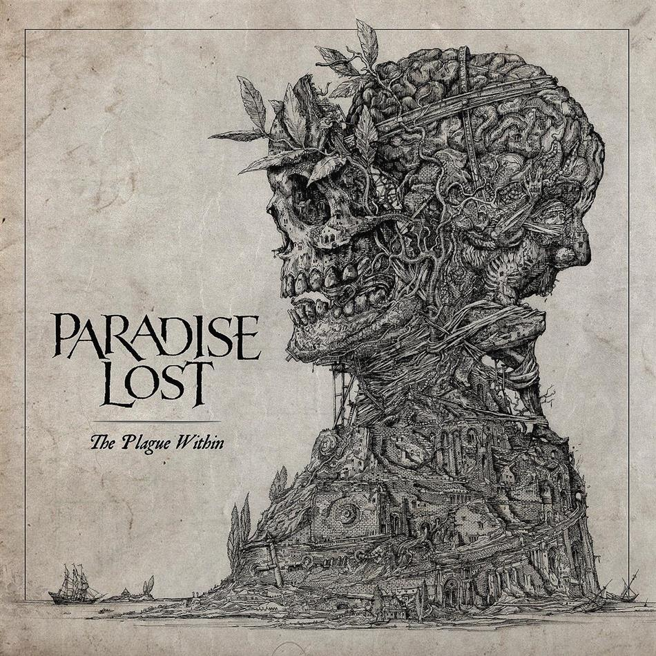 Paradise Lost - Plague Within (Limited Mediabook Edition)
