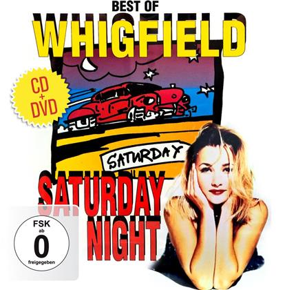 Whigfield - Saturday Night...Best Of (4 CDs + DVD)