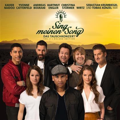 Sing Meinen Song - Das Tauschkonzert (Xavier Naidoo) - Vol. 2 (Limited Edition, 2 CDs)