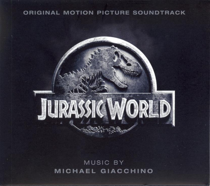 Michael Giacchino - Jurassic World - OST (CD)