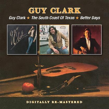 Guy Clark - ---/South Coast (2 CDs)