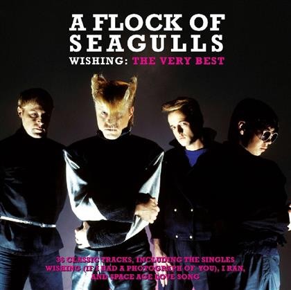 A Flock Of Seagulls - Wishing: Very Best Of (2 CDs)