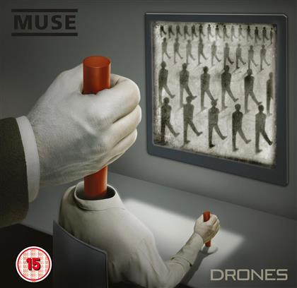 Muse - Drones (Japan Edition, Limited Edition, 2 CDs)