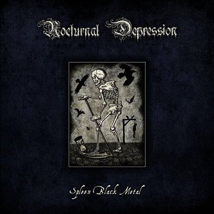 Nocturnal Depression - Spleen Black Metal (Digibook)