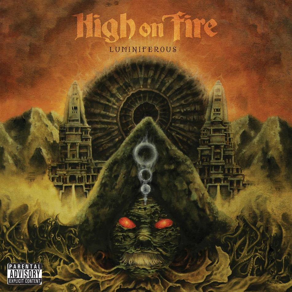 High On Fire - Luminiferous (2 LPs + CD)