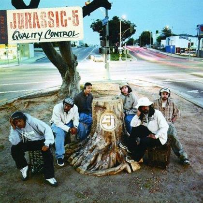 Jurassic 5 - Quality Control - Get On Down (2 LPs)