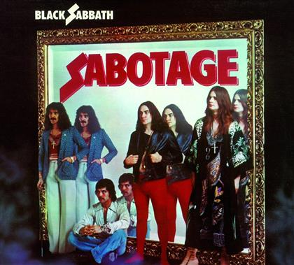 Black Sabbath - Sabotage (2015 Version, LP)