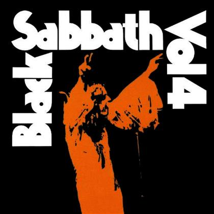 Black Sabbath - Vol. 4 (2015 Version, LP)