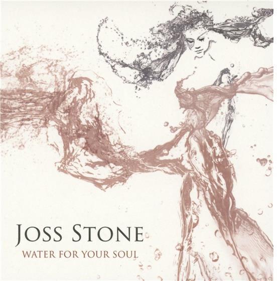 Joss Stone - Water For Your Soul - Digipack Seedpaper