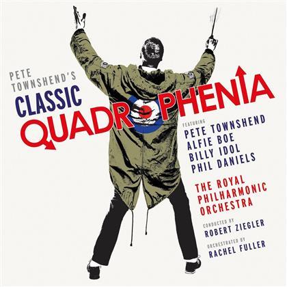 Pete Townshend - Classic Quadrophenia (Deluxe Edition, CD + DVD)