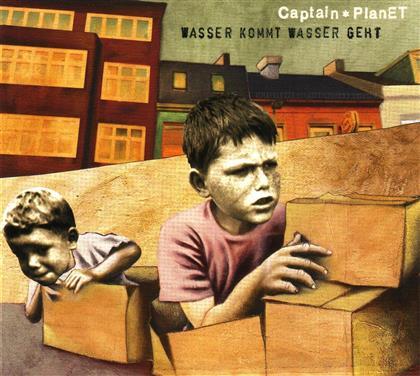 Captain Planet (Germany) - Wasser Kommt Wasser Geht (Remastered, LP)