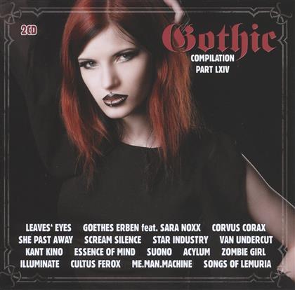 Gothic Compilation - Vol. 64 (2 CDs)