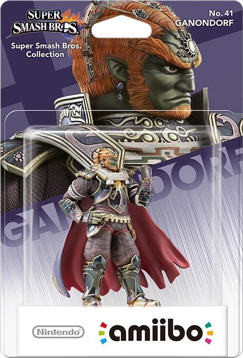 amiibo Super Smash Bros. Character - Ganondorf