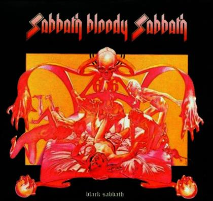 Black Sabbath - Sabbath Bloody Sabbath (2015 Version, LP)