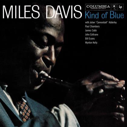 Miles Davis - Kind Of Blue - 2015 Version, Legacy Vinyl (LP)