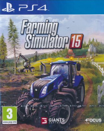 Landwirtschafts-Simulator 15 (GB-Version)