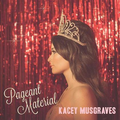 Kacey Musgraves - Pageant Material (LP)