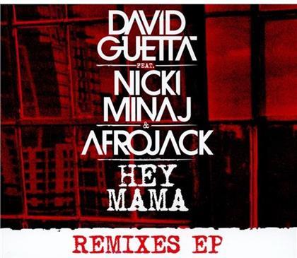 David Guetta, Nicki Minaj & Afrojack - Hey Mama