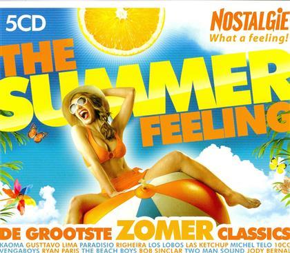 Nostalgie - The Summer (5 CDs)