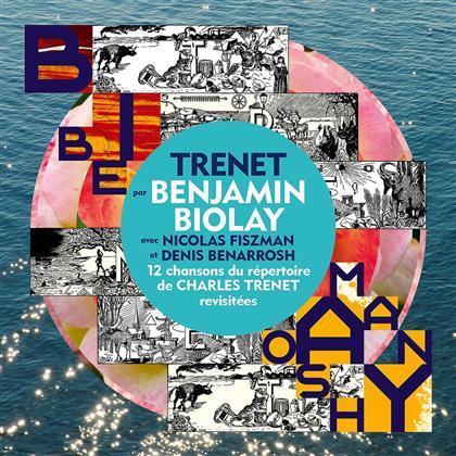 Benjamin Biolay, Nicolas Fiszman & Denis Benarrosh - Trenet - Digisleeves Edition Limitee
