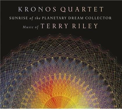 Kronos Quartet & Terry Riley - Sunrise Of The Planetary Dreamcollector - Music Of Terry Riley