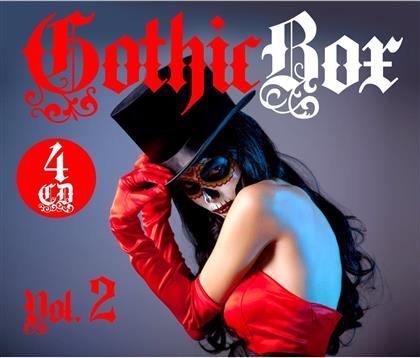 Gothic Box - Vol. 2 (4 CDs)