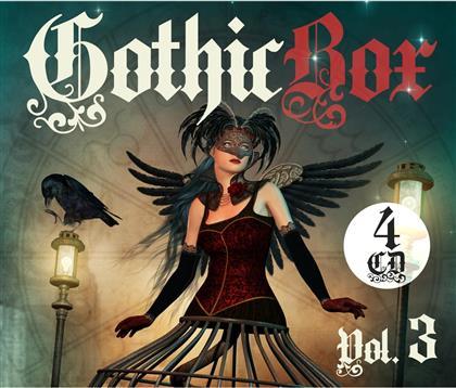 Gothic Box - Vol. 3 (4 CDs)