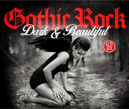 Gothic Rock - Dark & Beautiful (4 CDs)