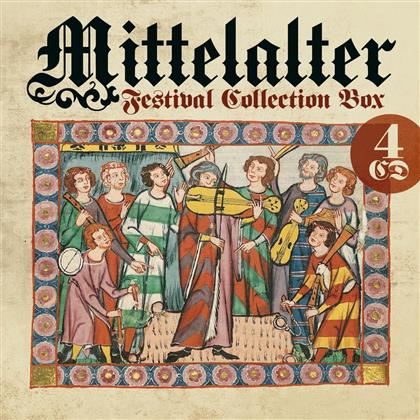 Mittelalter - Festival Collection Box (4 CDs)