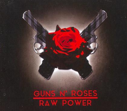 Guns N' Roses - Raw Power (2 CDs + DVD)