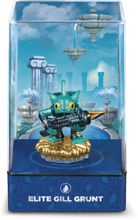 Skylanders Trap Team Premium Collection Gill Grunt
