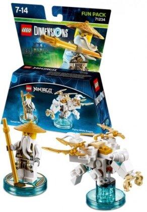 LEGO Dimensions Fun Pack Ninjago - Sensei Wu