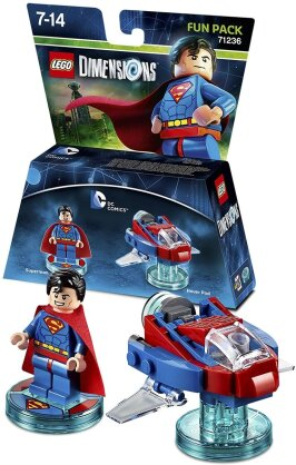 LEGO Dimensions Fun Pack DC - Comics Superman