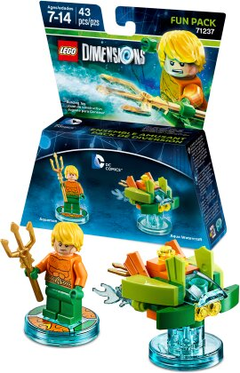 LEGO Dimensions Fun Pack DC - Comics Aquaman