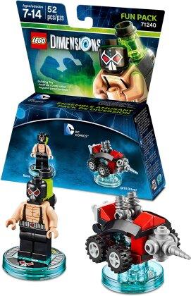 LEGO Dimensions Fun Pack DC - Comics Bane