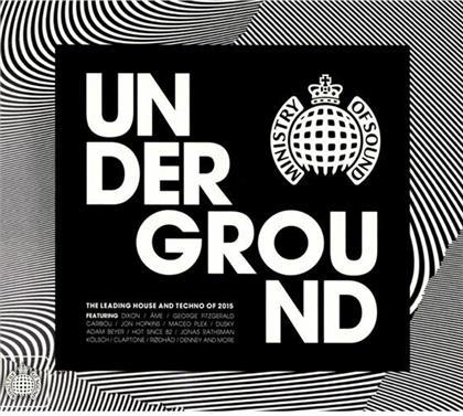 Ministry Of Sound - Underground 2015 (2 CDs)