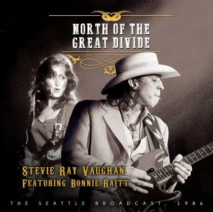 Stevie Ray Vaughan & Bonnie Raitt - North Of The Great Divide - Seattle Broadcast 1986