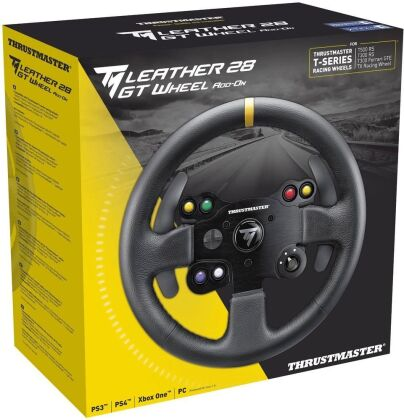 Thrustmaster - TM Leather 28 GT Wheel Add-On