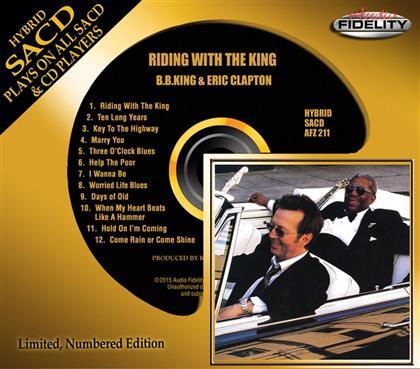 Eric Clapton & B.B. King - Riding With The King (Hybrid SACD)