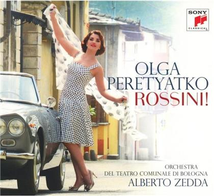 Olga Peretyatko, Zedda A., Teatro Comunale Bologna & Gioachino Rossini (1792-1868) - Rossini! (Digipack)
