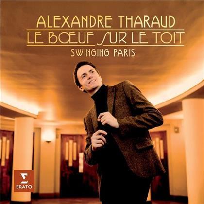 Alexandre Tharaud - Le Boeuf Sur Le Toit - Swinging Paris