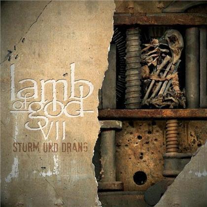 Lamb Of God - VII: Sturm Und Drang (Deluxe Edition)