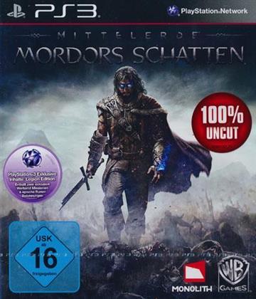 Mittelerde: Mordors Schatten (German Edition)