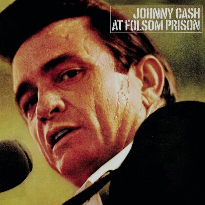 Johnny Cash - At Folsom Prison - Sony (2 LPs)