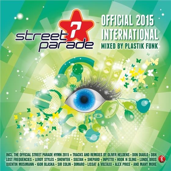 Streetparade 2015 - International