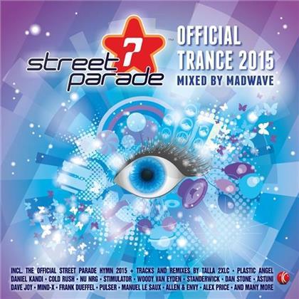 Streetparade 2015 - Official Trance
