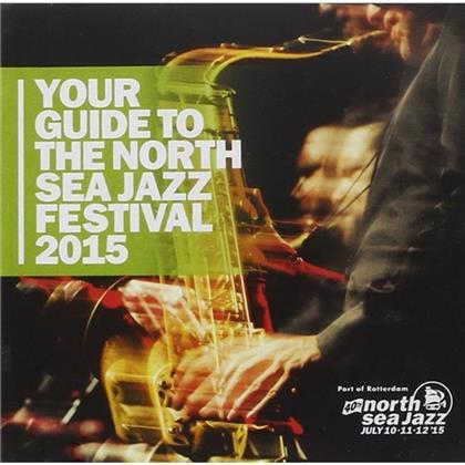 Your Guide To North Sea Jazz Festival - 2015