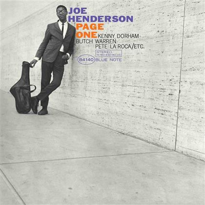 Joe Henderson - Page One (2015 Version, LP)